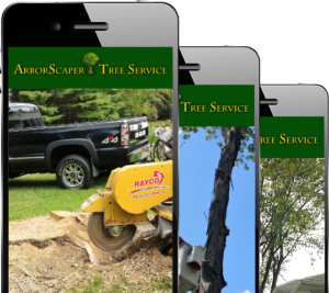 ArborScaper Tree Services Rochester NY - Mobile Enabled